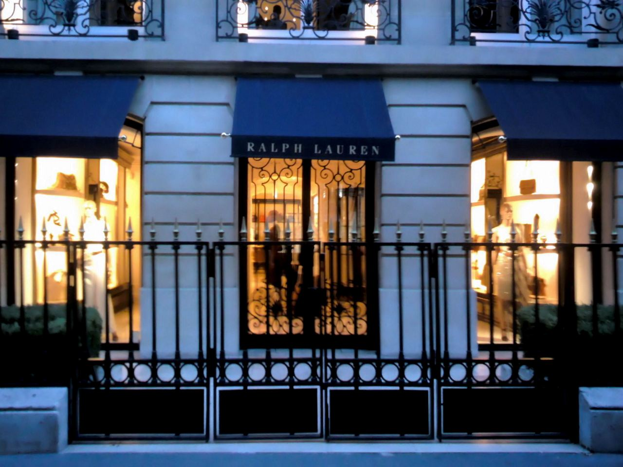 Ralph Lauren Shop, Paris