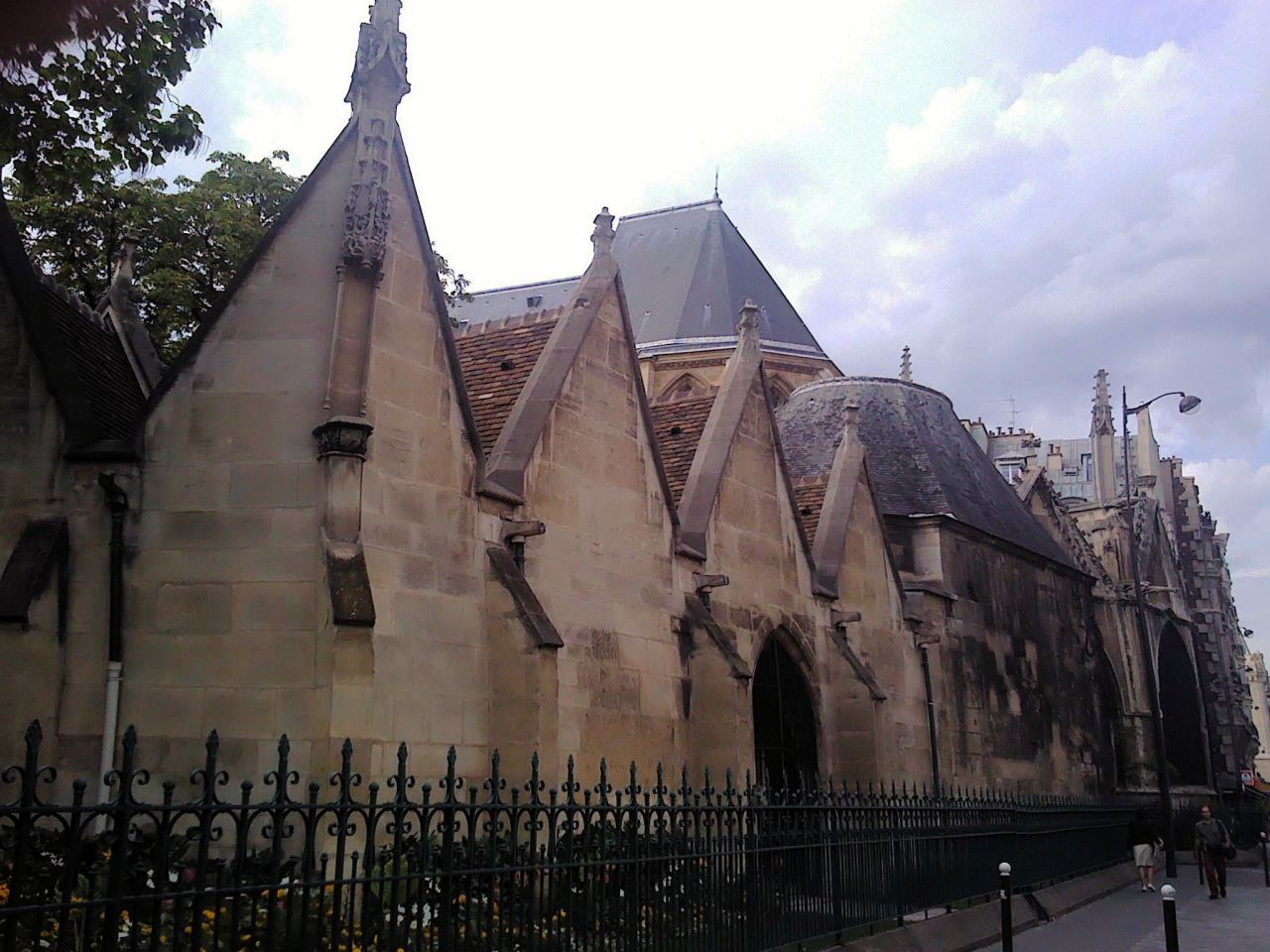 Eglise Saint-Sévérin Church