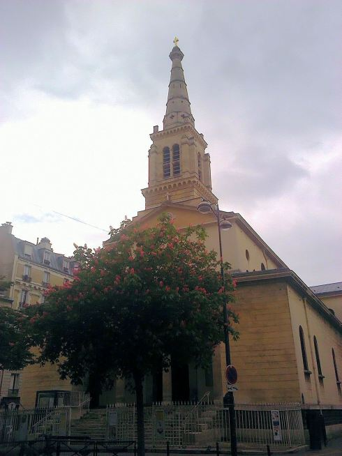 Église Saint-Jean-Baptiste de Grenelle Church