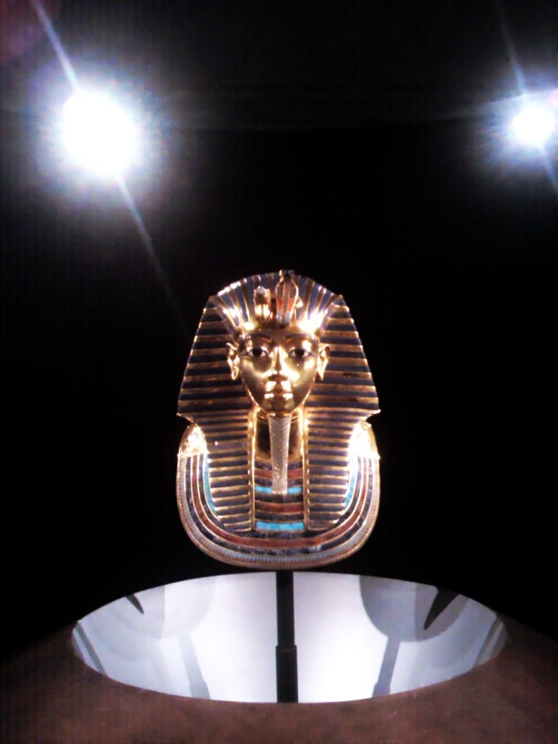 King Tutankhamun Death Mask (replica)