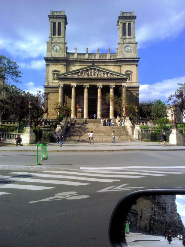 Église Saint-Vincent-de-Paul Church (Paris)