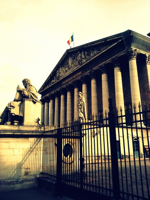 Palais Bourbon / Assemblée Nationale