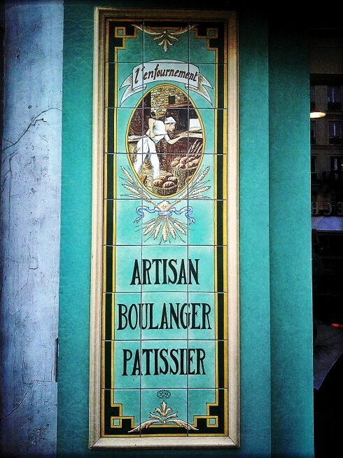 Bakery / Boulangerie (Paris)