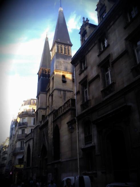 Paroisse Saint Leu Saint Gilles Parish (Paris)