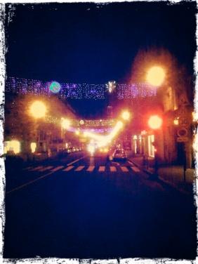Montparnasse Christmas (Paris)