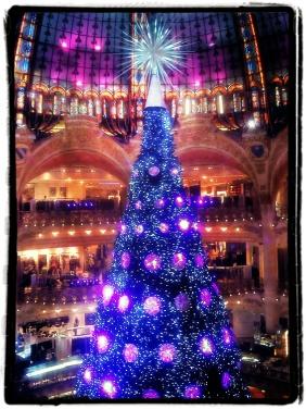 Galeries Lafayette Christmas (Paris)