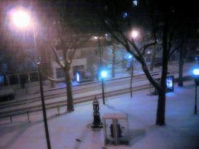 Snowfall (Paris Paul Prescott)
