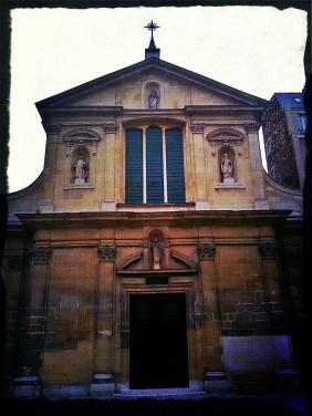 Église Saint-Joseph-des-Carmes Church (Paris Paul Prescott)