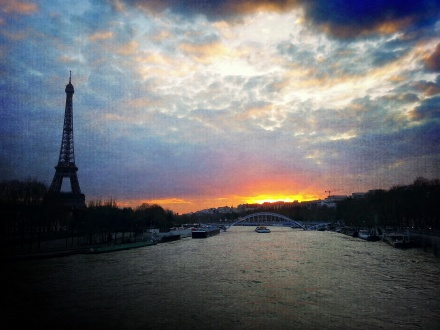 Used 2013-02-18 Eiffel Tower Seine Sunset (Paris Paul Prescott) 2013-02-16 18.01.18hd Sunday Used