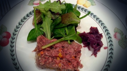 Used 2013-04-25 Pressée de Queue de Boeuf Oxtail Terrine (Paris Paul Prescott) C360_2013-03-21-13-00-43_orgab Used