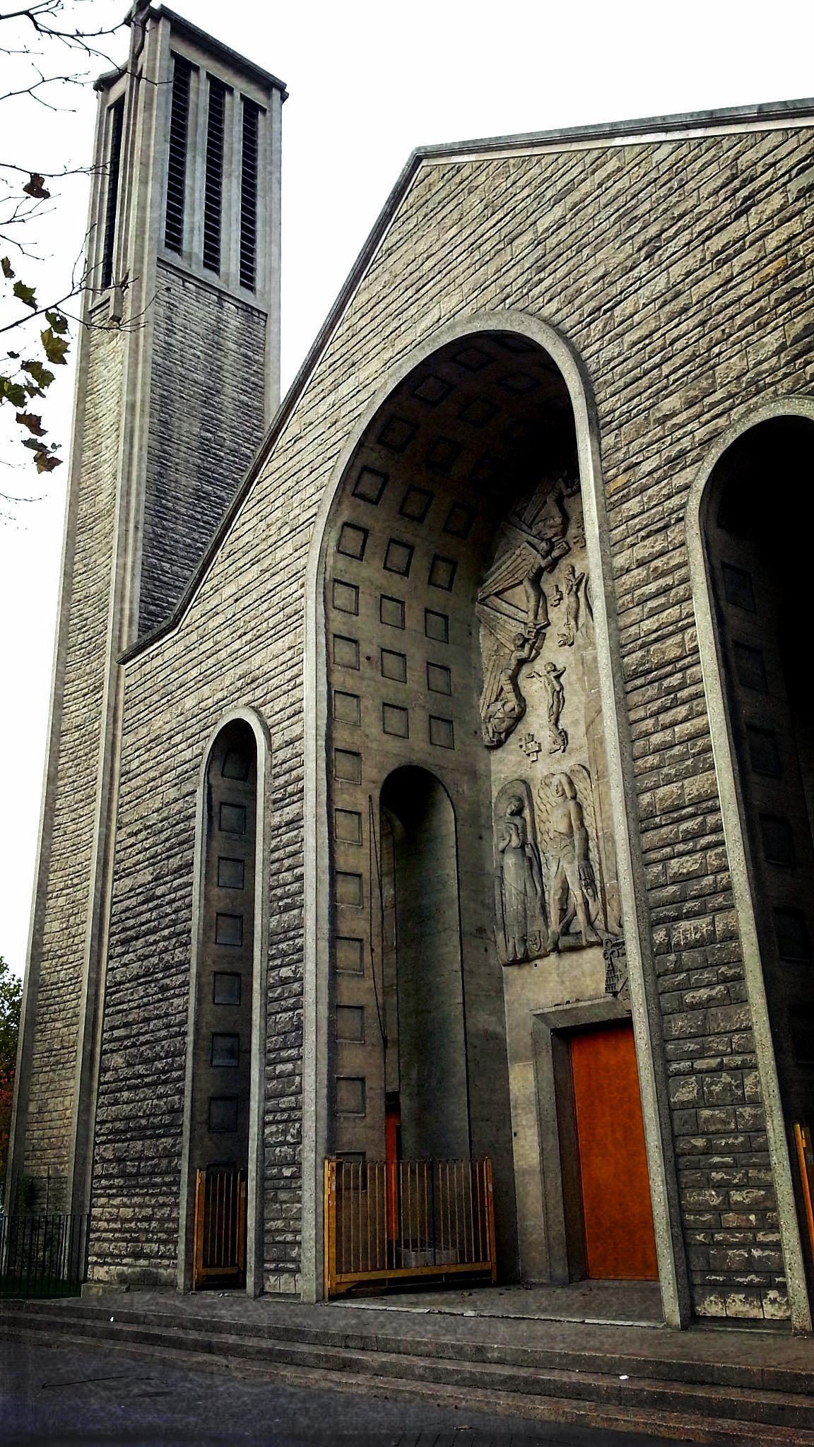 Dechantal church