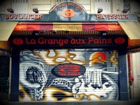 Used 2014-05-16 Bakery Door Graffiti (Paris Paul Prescott) IMG_20140420_175058fd Used