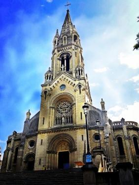 Used 2014-06-08 Notre Dame de la Croix (Paris Paul Prescott) IMG_20140608_114716ci Sunday Used
